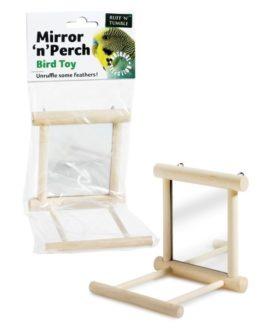 Mirror 'n' Perch