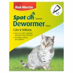Bob Martin Cat Spot-on Dewormer