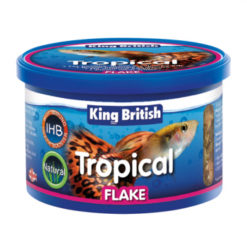 King British Tropical Flakes