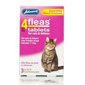 Johnson's Flea Tablets