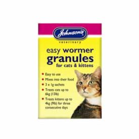 Johnson's Worming Granules
