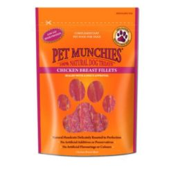 Pet Munchies 100% Natural Dog Treats