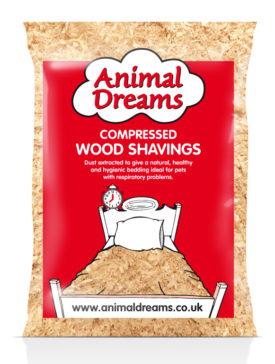 Animal Dreams Compressed Shavings