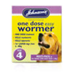 Johnson's Wormer Size 4