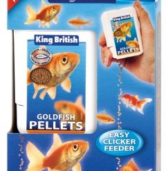 King British Goldfish Pellets