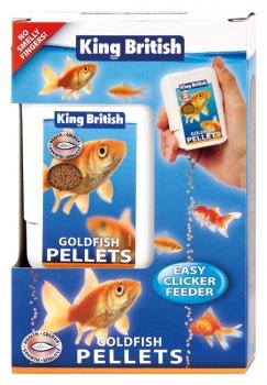 King British Goldfish Pellets