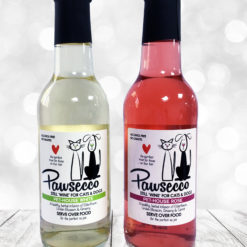 "Pawsecco ""Wine"" for Dogs & Cats"