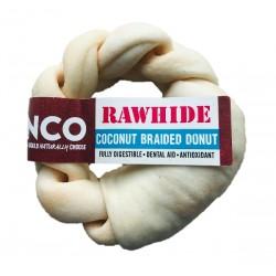 Anco Coconut Rawhide Donut
