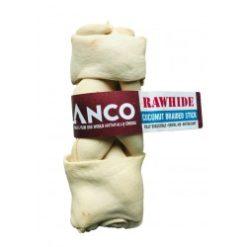 Anco Coconut Rawhide Braided Stick