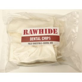 Rawhide Dental Chips