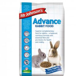Mr Johnson's Advanced Rabbit