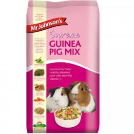 Mr Johnson's Guinea Pig