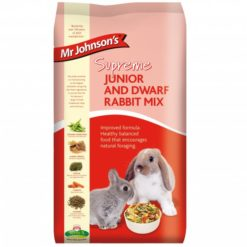 Mr Johnson's Rabbit Junior & Dwarf