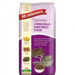 Mr Johnson's Chinchilla & Degu