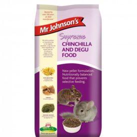 Mr Johnson's Chinchilla & Degu