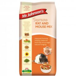 Mr Johnson's Rat & Mouse