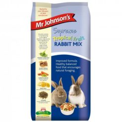 Mr Johnson's Tropical Fruit Rabbit Mix