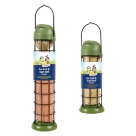 Fat Ball & Suet Roll Feeder