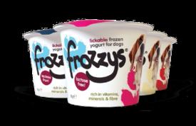 Frozzys - Dog Frozen Yogurt