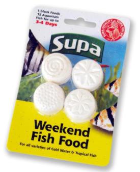 Supa Holiday Food