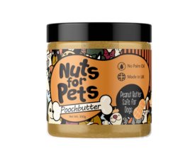 NUTS FOR PETS PEANUT BUTTER